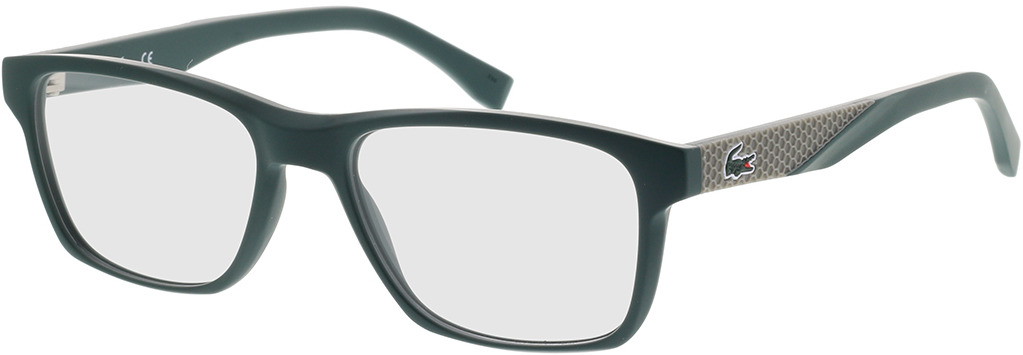 Picture of glasses model Lacoste L2862 315 54-17 in angle 330