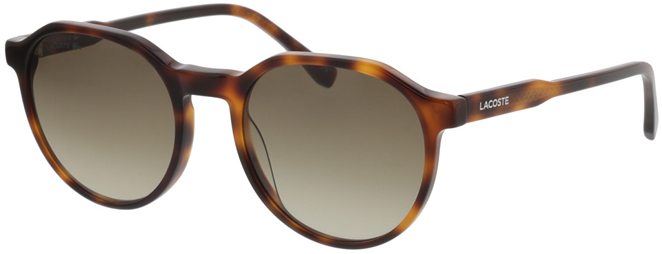 Picture of glasses model Lacoste L909S 214 52-19 in angle 330