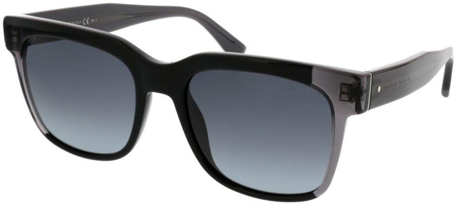 Picture of glasses model Hugo Boss BOSS 0735/S K8F 53-19 in angle 330