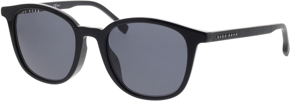 Picture of glasses model Boss BOSS 1138/F/S 807 52-21 in angle 330