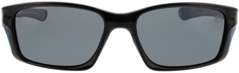 Picture of glasses model Timberland TB9172 01D 57-18 in angle 0