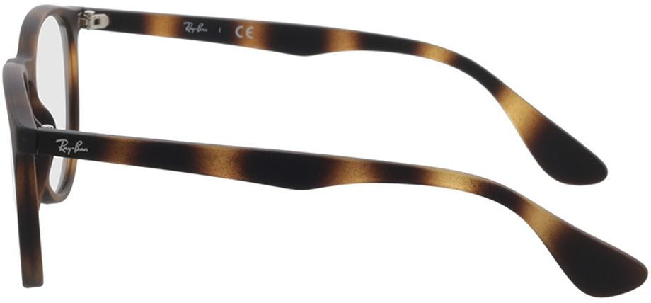 Picture of glasses model Ray-Ban RX7046 5365 51-18 in angle 270
