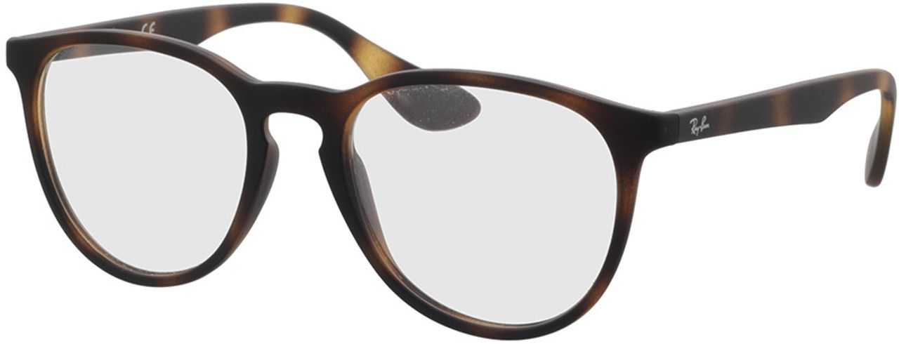 Picture of glasses model Ray-Ban RX7046 5365 51-18 in angle 330