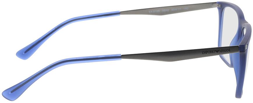 Picture of glasses model Emporio Armani EA3169 5842 53-17 in angle 90