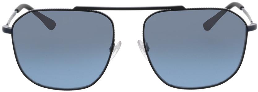 Picture of glasses model Emporio Armani EA2107 3018V1 58-18 in angle 0