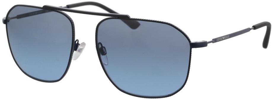Picture of glasses model Emporio Armani EA2107 3018V1 58-18 in angle 330