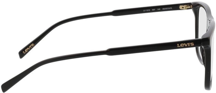 Picture of glasses model Levi's LV 1016 807 52-15 in angle 90