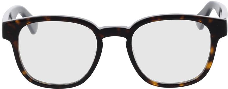 Picture of glasses model Gucci GG0927O-002 49-19 in angle 0
