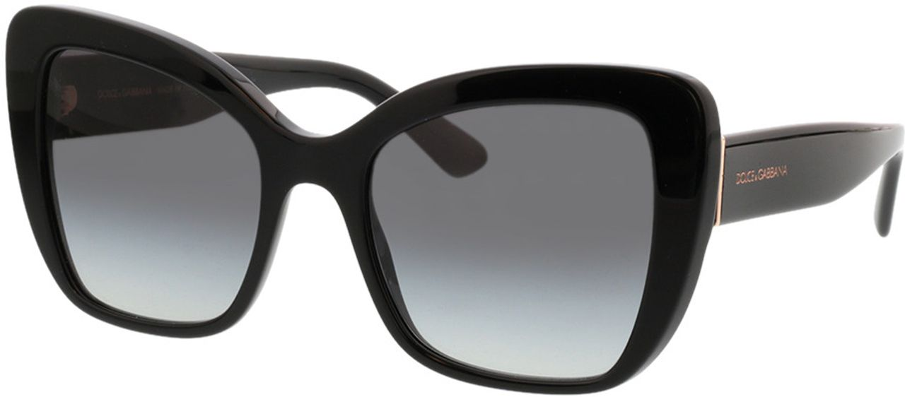 Picture of glasses model Dolce&Gabbana DG4348 501/8G 54-20 in angle 330