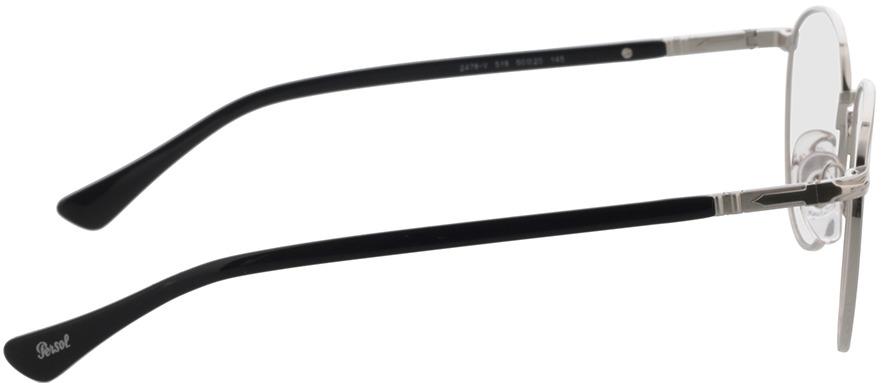 Picture of glasses model Persol PO2478V 518 50 in angle 90