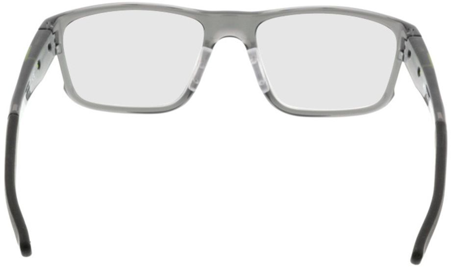Picture of glasses model Oakley Hyperlink OX8078 02 52-18 in angle 180