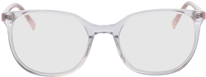 Picture of glasses model Colima-transparent in angle 0