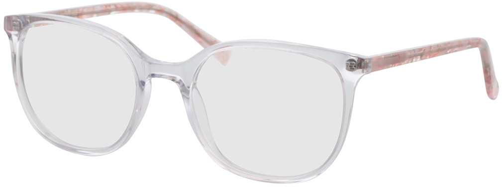 Picture of glasses model Colima-transparent in angle 330