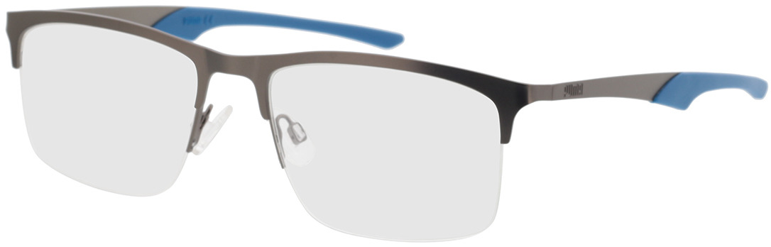 Picture of glasses model Puma PU0354O-002 57-19 in angle 330