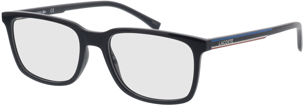 Picture of glasses model Lacoste L2859 424 54-17 in angle 330