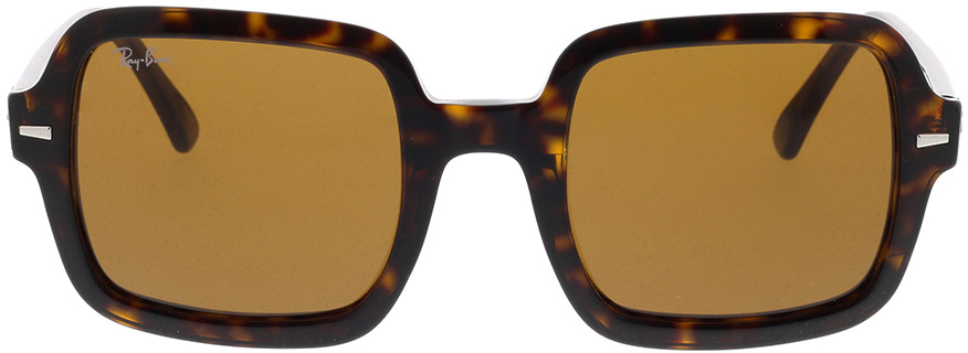 Picture of glasses model Ray-Ban RB2188 902/33 53-24 in angle 0
