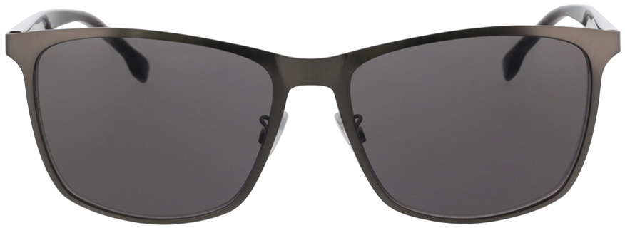 Picture of glasses model Boss BOSS 1291/F/S R80 59-17 in angle 0