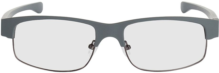 Picture of glasses model Sao Paulo-grey in angle 0