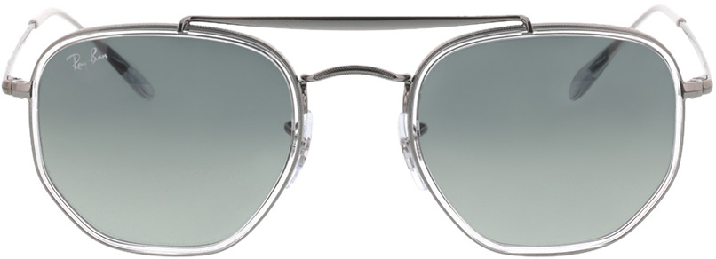 Picture of glasses model Ray-Ban RB3648M 004/71 52-23 in angle 0