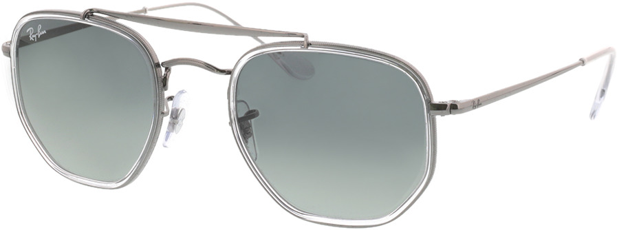 Picture of glasses model Ray-Ban RB3648M 004/71 52-23