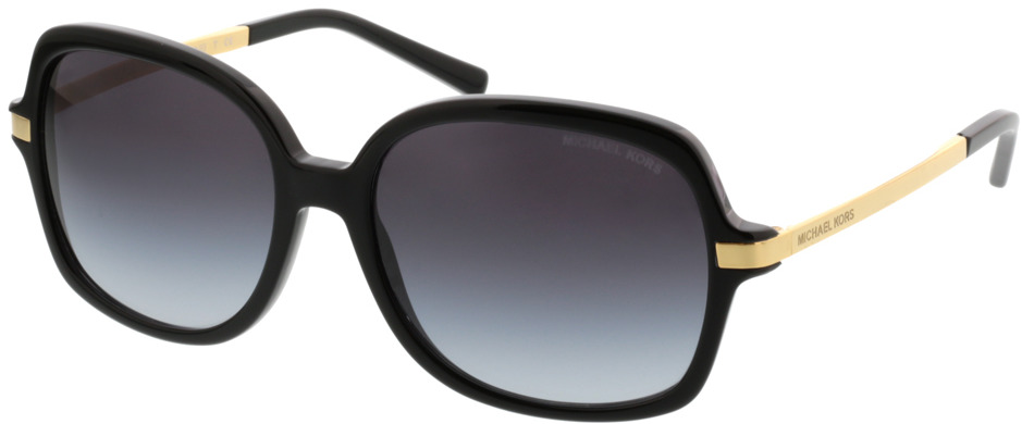 Picture of glasses model Michael Kors Adrianna Ii MK2024 316011 57-16 in angle 330