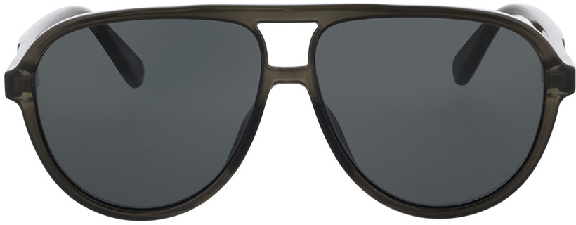Picture of glasses model Gucci GG0935S-001 58-12 in angle 0