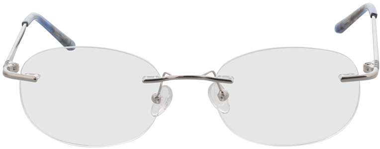 Picture of glasses model Venus-silber in angle 0