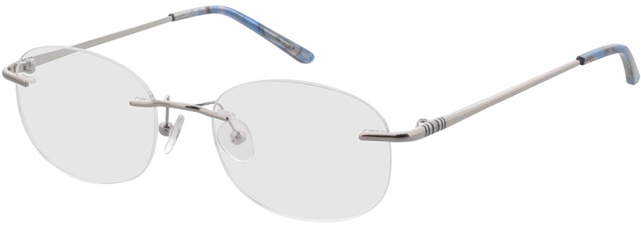 Picture of glasses model Venus-silber in angle 330