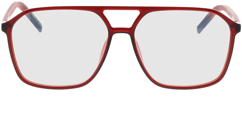 Picture of glasses model Tommy Hilfiger TJ 0009 C9A 57-14 in angle 0