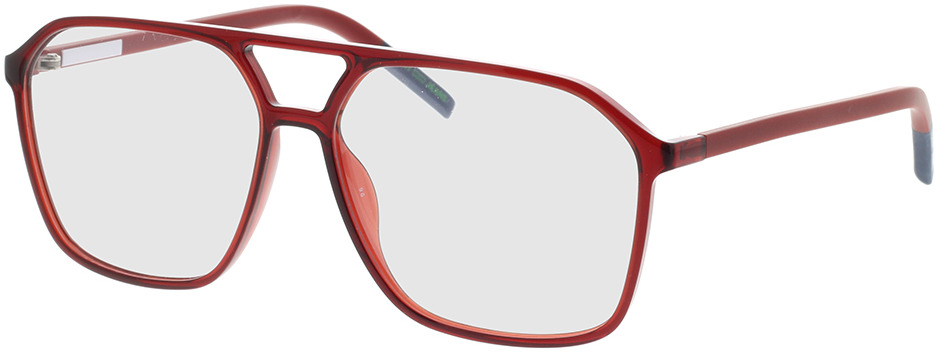 Picture of glasses model Tommy Hilfiger TJ 0009 C9A 57-14 in angle 330