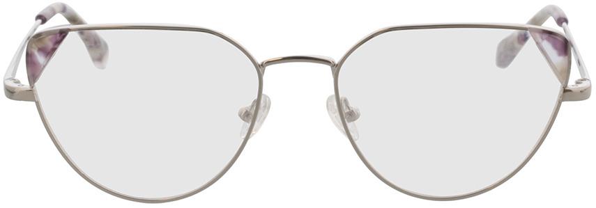 Picture of glasses model Kiki-silver in angle 0