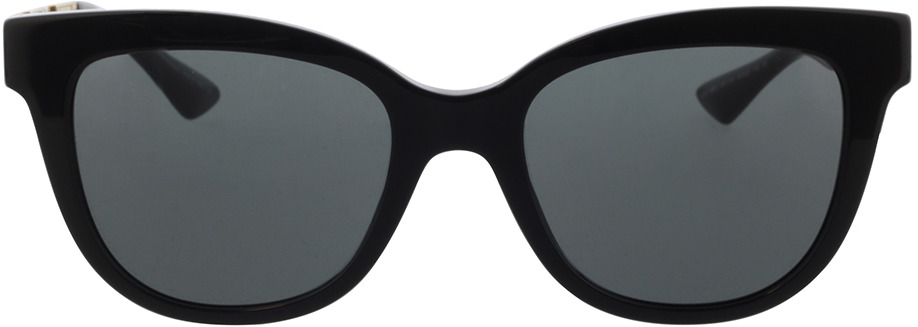 Picture of glasses model Versace VE4394 GB1/87 54-20 in angle 0