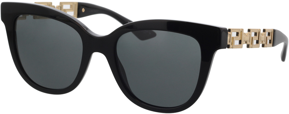 Picture of glasses model Versace VE4394 GB1/87 54-20 in angle 330