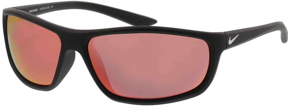 Picture of glasses model Nike RABID M EV1110 016 64-15 in angle 330