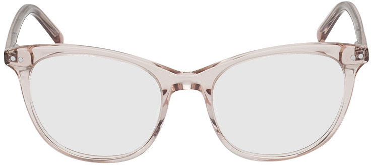 Picture of glasses model Lemberg castanho/transparente in angle 0
