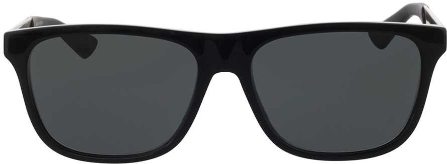 Picture of glasses model Gucci GG0687S-001 57-17 in angle 0