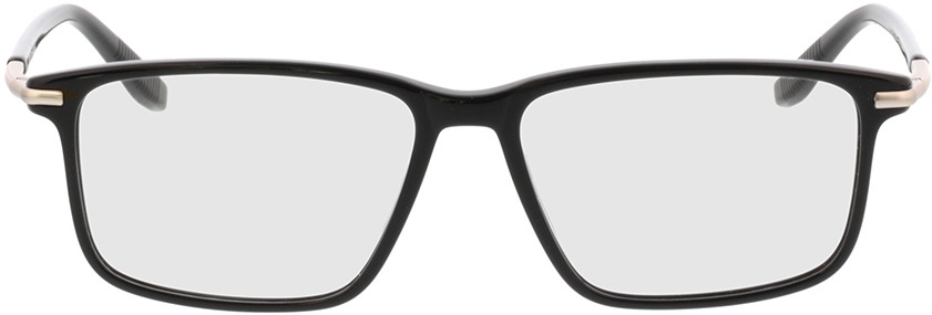 Picture of glasses model Adeo-schwarz in angle 0