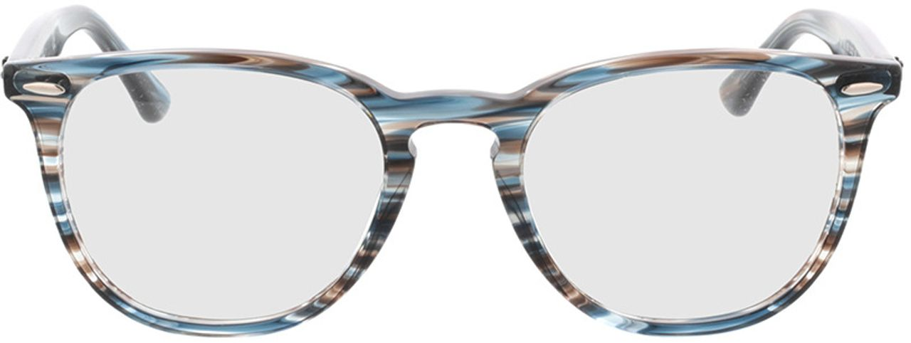 Picture of glasses model Ray-Ban RX7159 5750 52-20 in angle 0