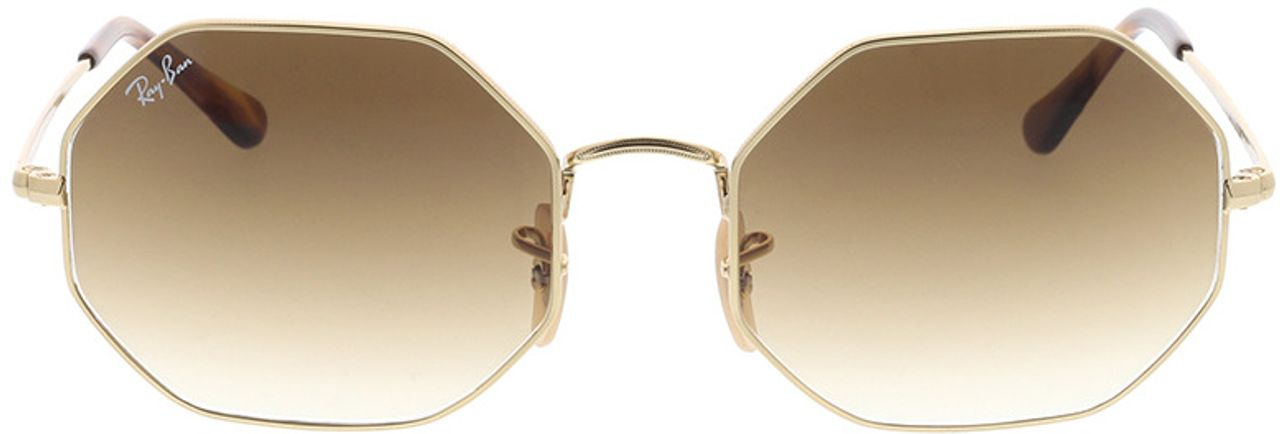 Picture of glasses model Ray-Ban RB1972 914751 54-19 in angle 0