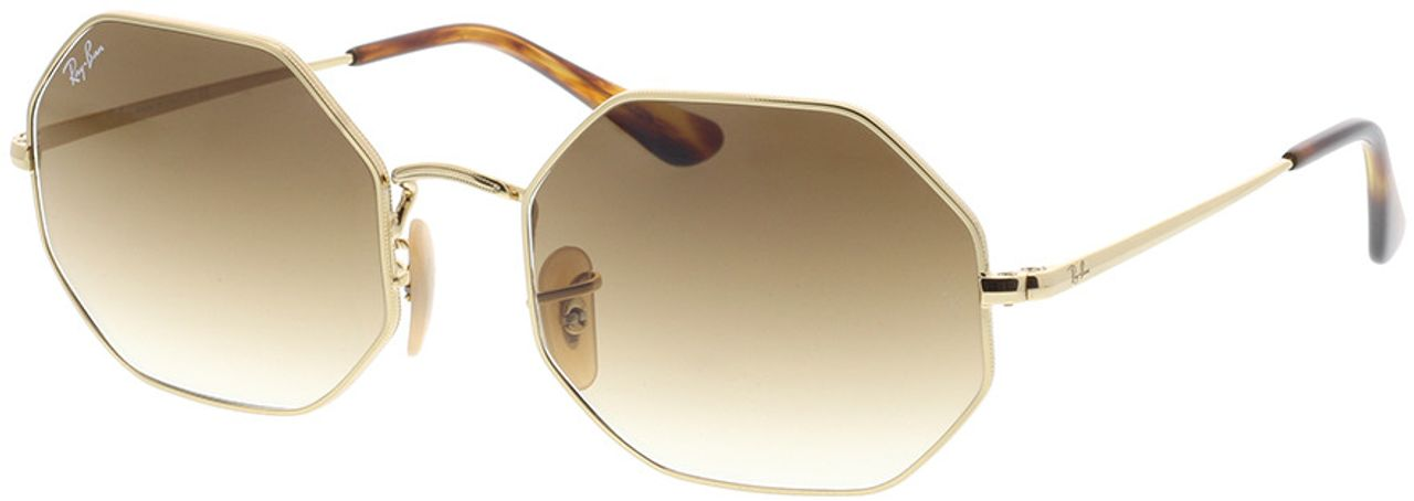 Picture of glasses model Ray-Ban RB1972 914751 54-19 in angle 330