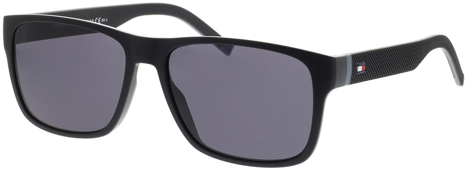 Picture of glasses model Tommy Hilfiger TH 1718/S 08A 56-16