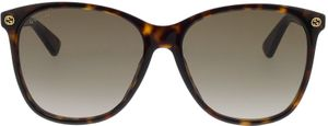 Picture of glasses model Gucci GG0024S-008 58-16