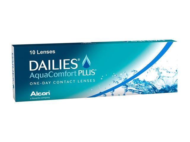 Dailies AquaComfort Plus 10er Box