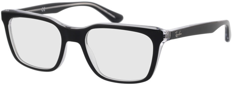 Picture of glasses model Ray-Ban RX5391 2034 51-18 in angle 330