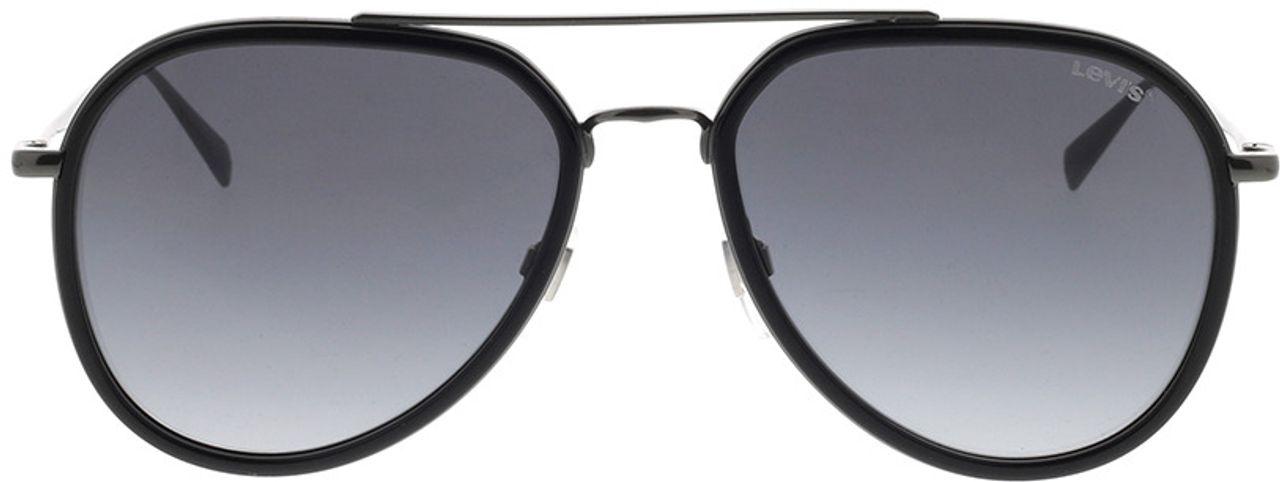 Picture of glasses model Levi's LV 5000/S KJ1 56-17 in angle 0