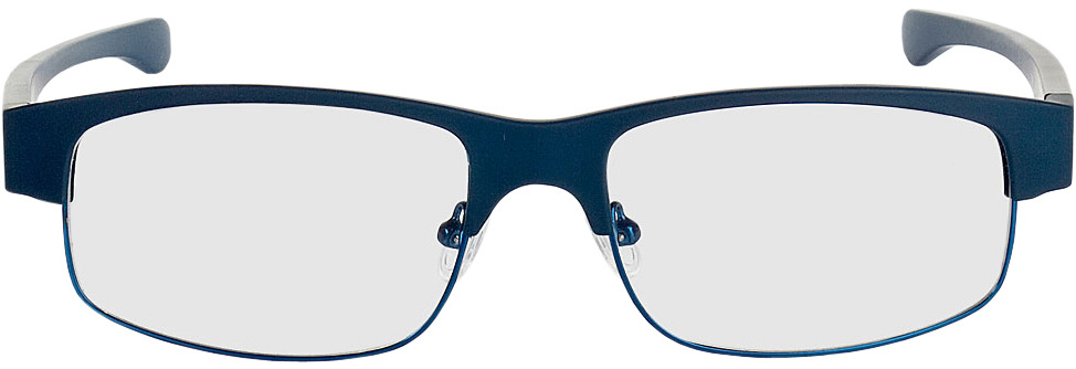 Picture of glasses model Sao Paulo-dunkelblau in angle 0