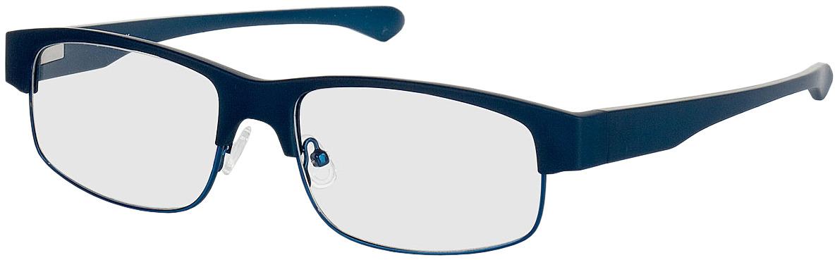 Picture of glasses model Sao Paulo-dunkelblau in angle 330
