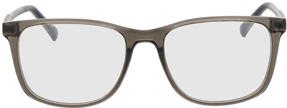 Picture of glasses model Graham-grau-transparent/matt grau in angle 0