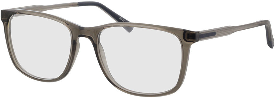 Picture of glasses model Graham-grau-transparent/matt grau in angle 330