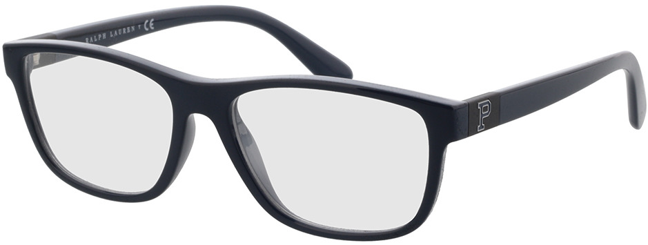 Picture of glasses model Polo Ralph Lauren PH2235 5620 55-16 in angle 330